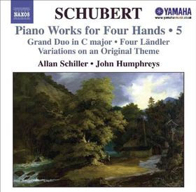 Schubert:Piano Works for Four Hands V - (Import CD)