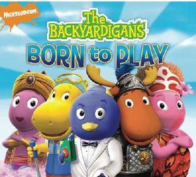 Backyardigans:Born to Play - (Import CD)