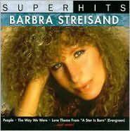 Barbara Streisand Super Hits - (Import CD)