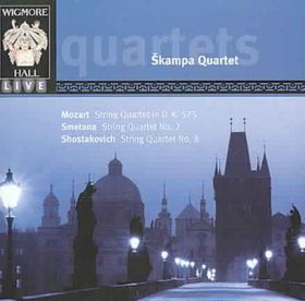 Mozart/smetana: Quartets - Quartets (CD)