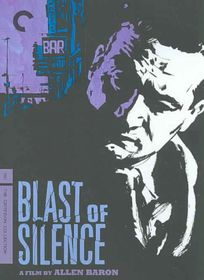 Blast of Silence - (Region 1 Import DVD)