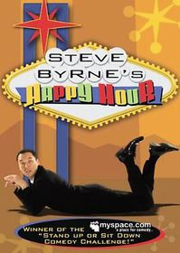 Steve Byrne:Happy Hour - (Region 1 Import DVD)