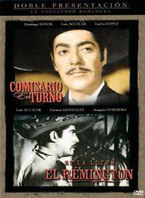 Comisario En Turno/Se La Llevo El Rem - (Region 1 Import DVD)