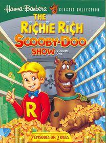 Richie Rich/Scooby Doo Hour:Vol 1 - (Region 1 Import DVD)