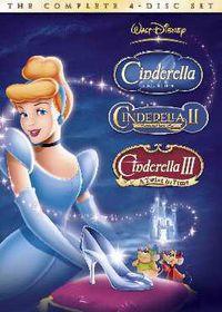 Cinderella Trilogy Box Set (DVD)