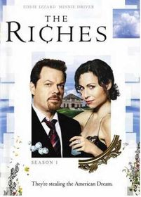 The Riches - Season 1 - (DVD)