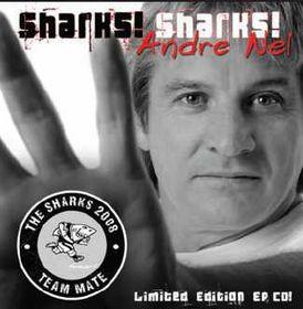 Andre Nel - Sharks Sharks (CD)