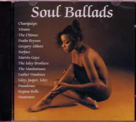Soul Ballads - Various Artists (CD)