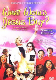 What Would Jesus Buy - (Region 1 Import DVD)