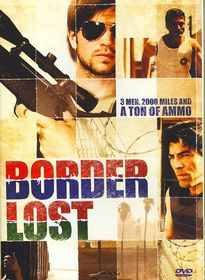 Border Lost - (Region 1 Import DVD)