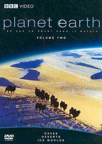 Planet Earth:Caves/Deserts/Ice Worlds - (Region 1 Import DVD)