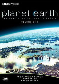 Planet Earth:from Pole to Pole/Mounta - (Region 1 Import DVD)