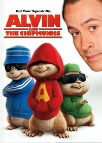 Alvin and the Chipmunks - (Region 1 Import DVD)