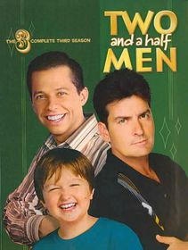 Two and a Half Men:Complete Third Season - (Region 1 Import DVD)