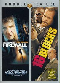 Firewall/16 Blocks - (Region 1 Import DVD)