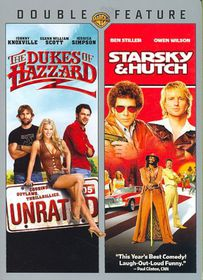 Dukes of Hazzard/Starsky & Hutch - (Region 1 Import DVD)