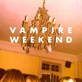 Vampire Weekend - Vampire Weeked (CD)