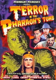 Terror in the Pharaoh's Tomb - (Region 1 Import DVD)