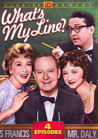 What's My Line - (Region 1 Import DVD)