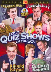 Lost TV Quiz Shows of the 50's (Treas - (Region 1 Import DVD)