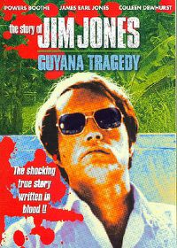 Jim Jones Story/Guyana Tragedy - (Region 1 Import DVD)