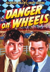 Danger on Wheels - (Region 1 Import DVD)
