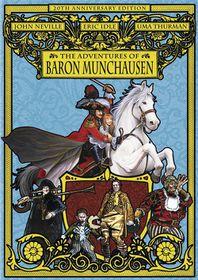 Adventures of Baron Munchausen 20th Anniversary Edition - (Region 1 Import DVD)