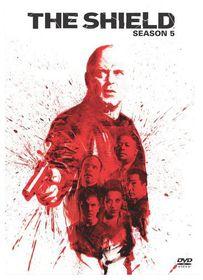 Shield:Complete Fifth Season - (Region 1 Import DVD)
