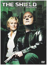 Shield:Complete Fourth Season - (Region 1 Import DVD)