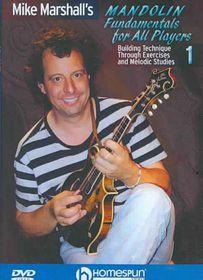 Mike Marshall's Mandolin Fundamentals - (Region 1 Import DVD)