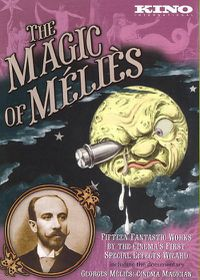 Magic of Melies - (Region 1 Import DVD)