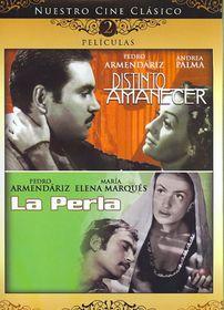 Distinto Amanecer/La Perla - (Region 1 Import DVD)