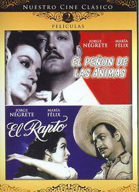 El Penon De Las Animas/El Rapto - (Region 1 Import DVD)