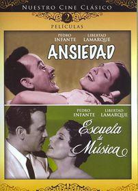 Ansiedad/Escuela De Musica - (Region 1 Import DVD)