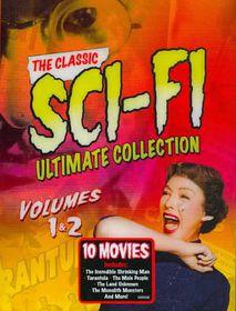 Classic Sci Fi Ultimate Collec V 1 & - (Region 1 Import DVD)