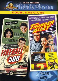Fireball 500/Thunder Alley - (Region 1 Import DVD)