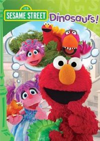 Sesame Street:Dinosaurs - (Region 1 Import DVD)