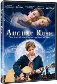 August Rush - (Region 1 Import DVD)