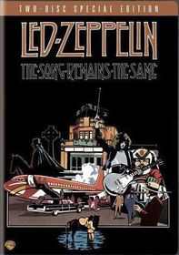 Led Zeppelin:Song Remains the Same Se - (Region 1 Import DVD)