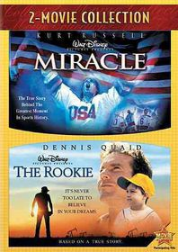 Miracle/Rookie - (Region 1 Import DVD)