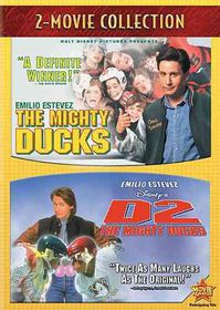 Mighty Ducks/D2:Mighty Ducks - (Region 1 Import DVD)