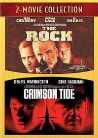 Rock/Crimson Tide - (Region 1 Import DVD)