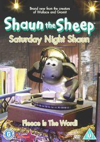 Shaun The Sheep - Saturday Night Shaun - (Import DVD)