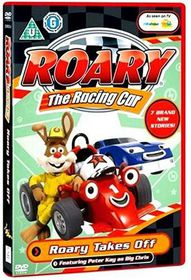 Roary The Racing Car - Roary Takes Of - (Import DVD)