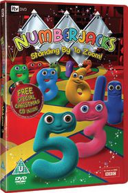 Numberjacks -Standing By To Zoom - (Import DVD)