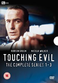 Touching Evil Complete Series 1-3 S - (parallel import)