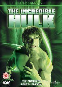 Incredible Hulk - Series 4 - (Import DVD)