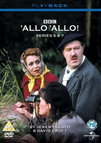 Allo Allo - Series 6 & 7 - (Import DVD)