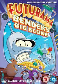 Futurama - Bender's Big Score - (Import DVD)
