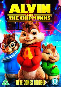 Alvin and the Chipmunks (2007) - (Import DVD)
